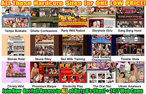 All These Hardcore Adult Websites for One Low Price!